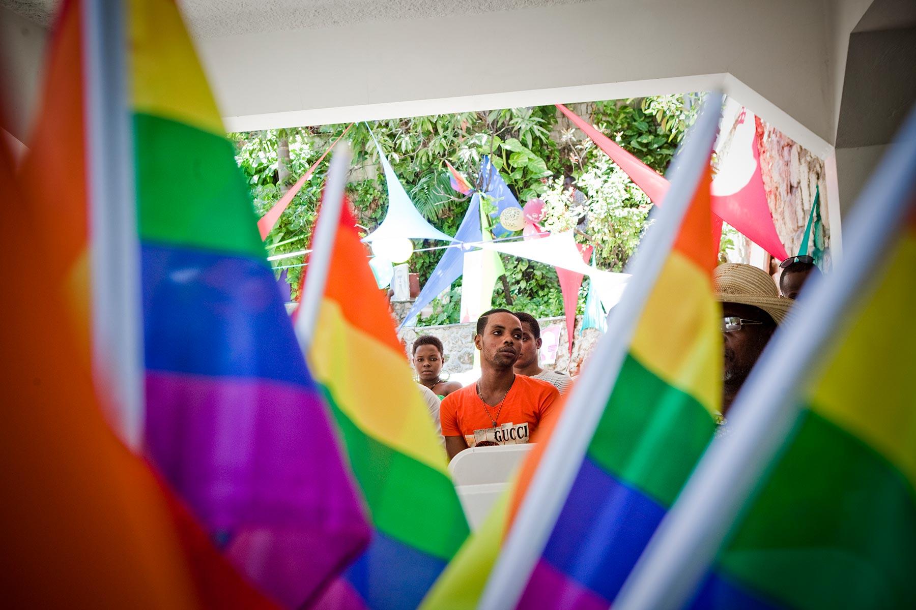Gays in haiti