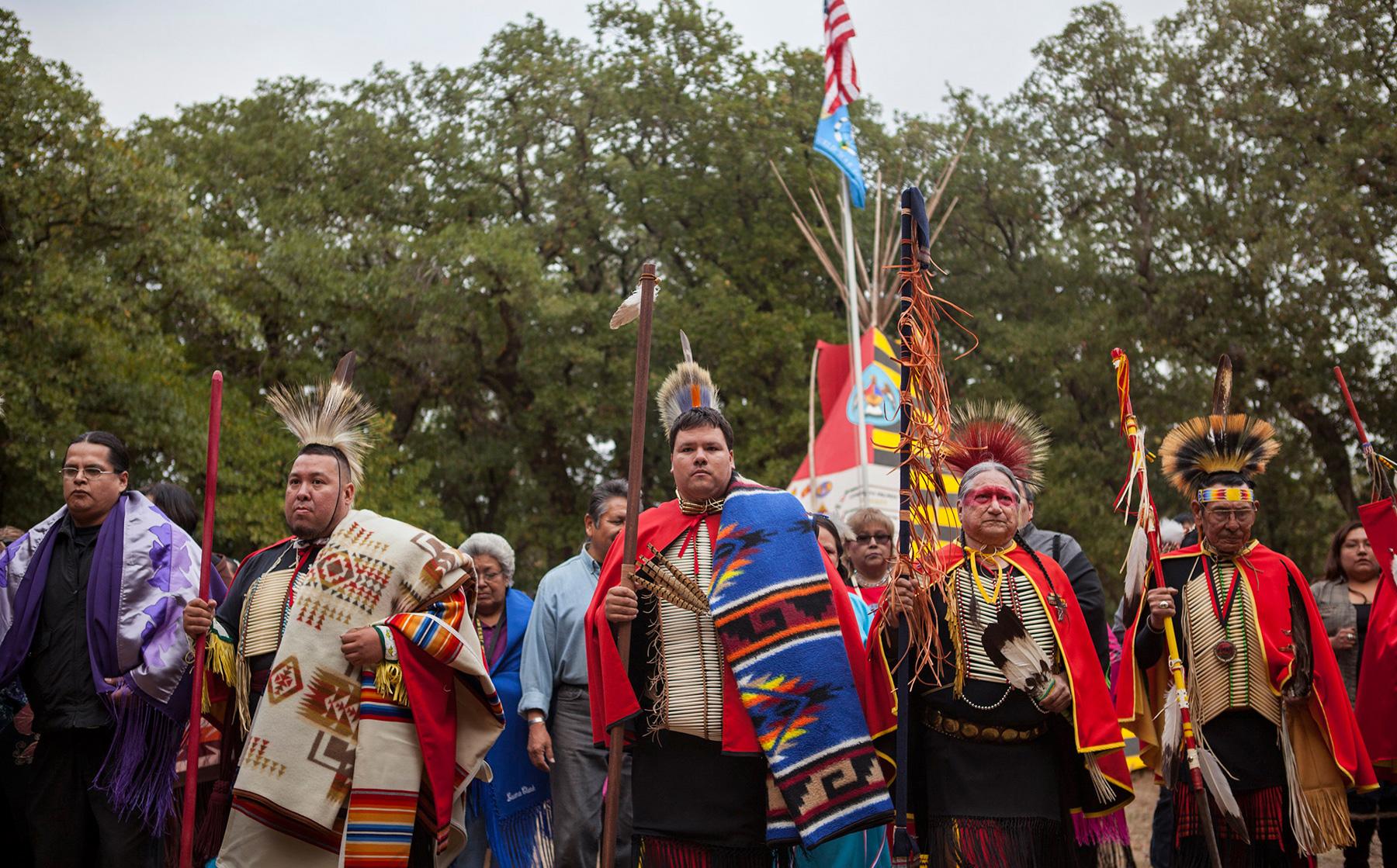 No Veteran Left Alone: The Kiowa Black Leggings Society ...