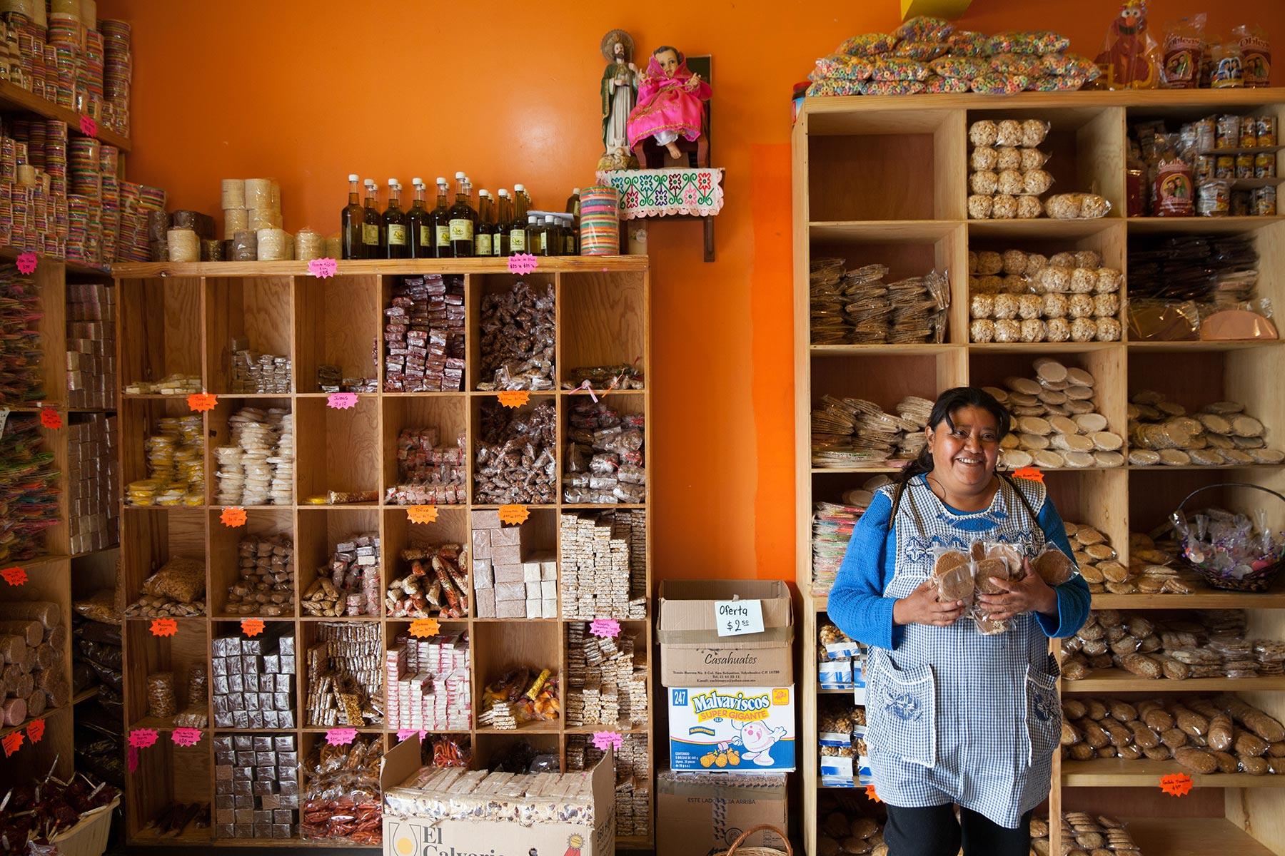Mexico Amaranth Shop