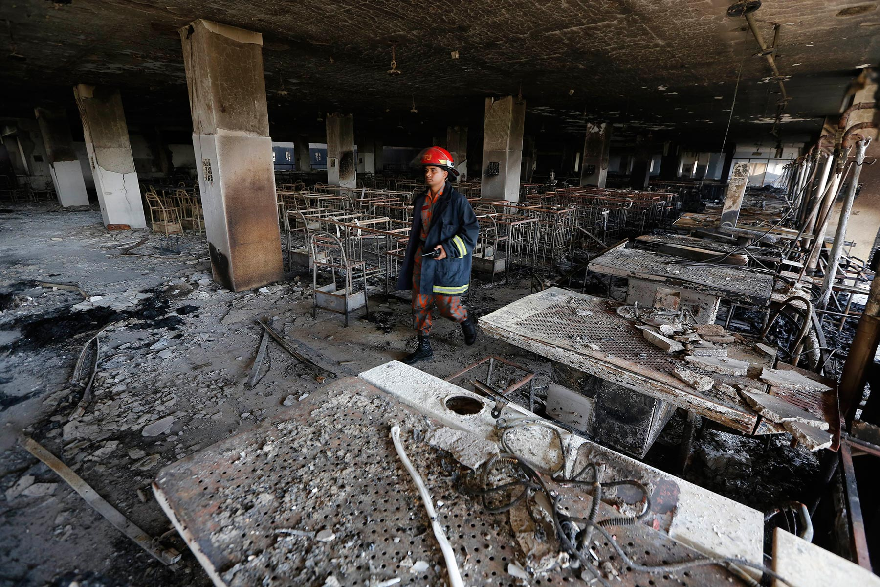 In Bangladesh, the sham of Shams factory   Al Jazeera America