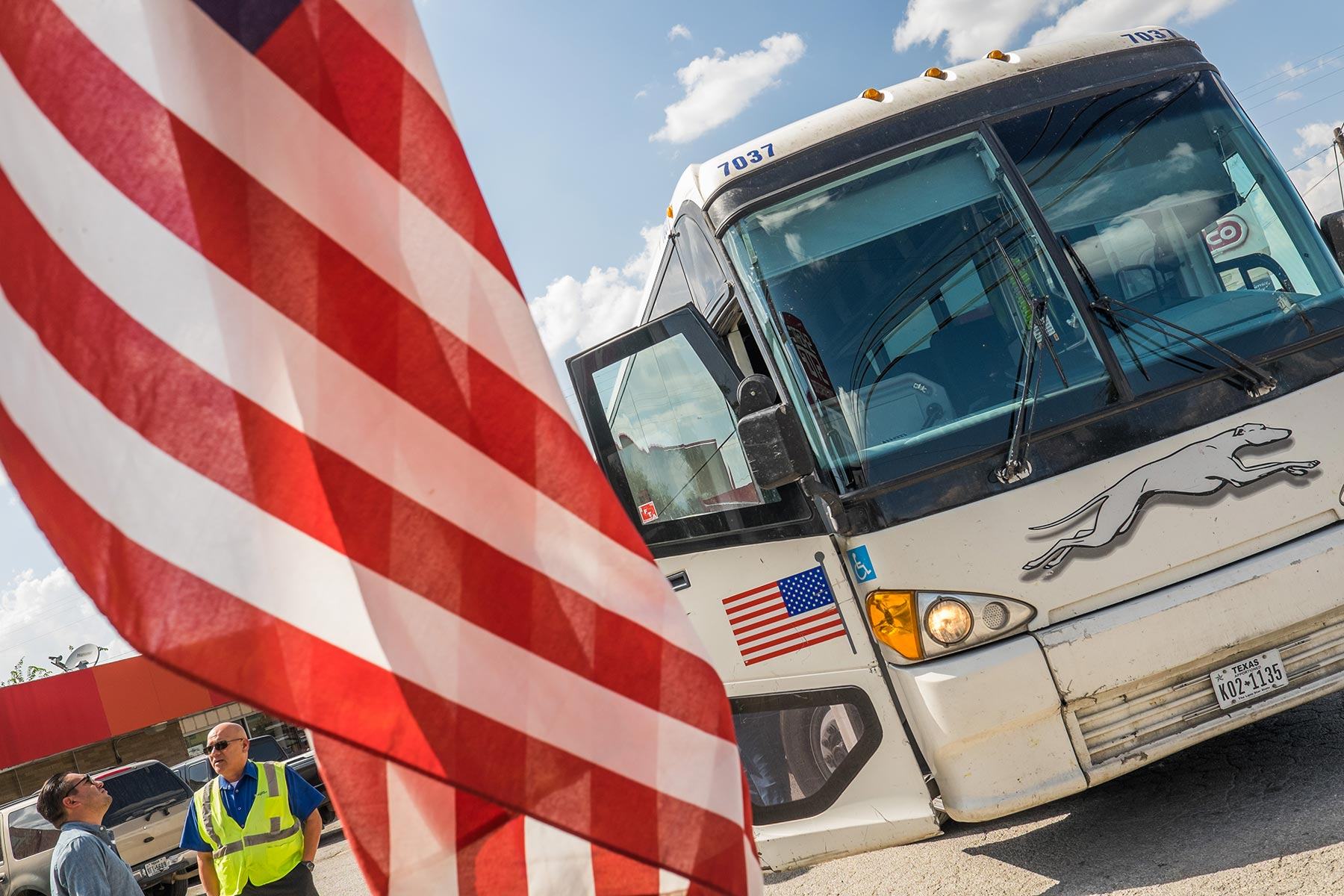 America by bus | Al Jazeera America